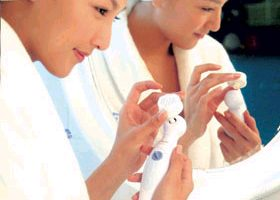 DIY保养美容仪器受欢迎