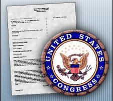 39位國會議員聯署支持美國法院審江