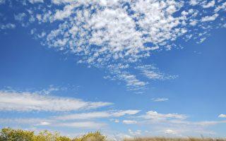 歸去的雲一去杳無蹤跡。(Pixabay)