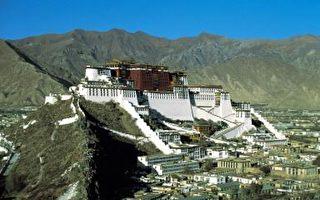 布達拉宮--西藏人民心中的聖地(法新社)