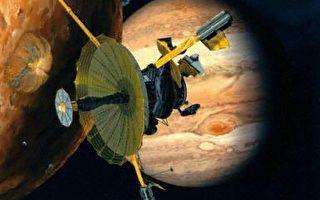 行将完成使命的伽利略号太空探测器(法新社)