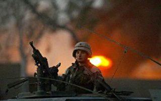 伊拉克每天平均20次襲擊