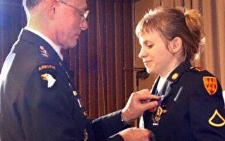 伊戰中獲救女兵林奇要結婚了