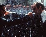 电影《The Matrix》大结局剧照(法新社图片)