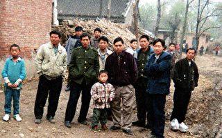 河南文樓村有65%村民因賣血感染愛滋病 (法新社)