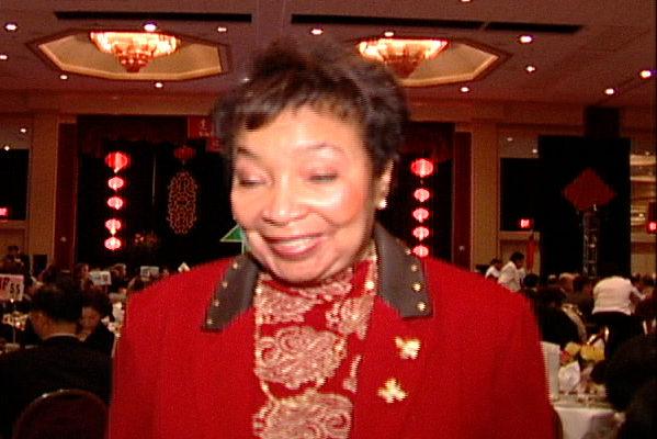 美國國會議員Eddie Bernice Johnson(大紀元攝影)