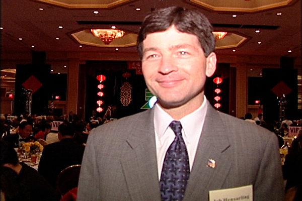 美國國會議員Jeb Hensarling(大紀元攝影)