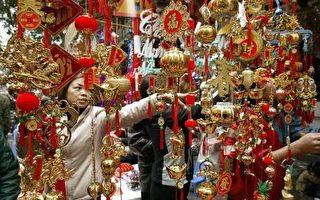 海外華人喜迎猴年新春佳節