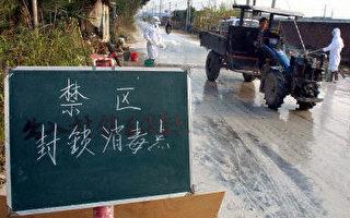 英报指中国掩盖 多人死于禽流感