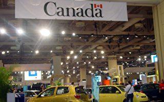 2004年加拿大國際車展在多倫多舉行