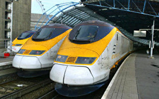 英移民官员进驻比利时布鲁塞尔中央车站