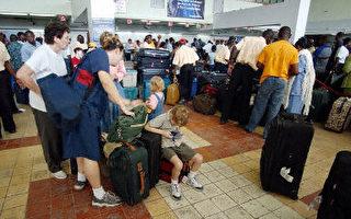 加拿大出兵海地 協助公民返回