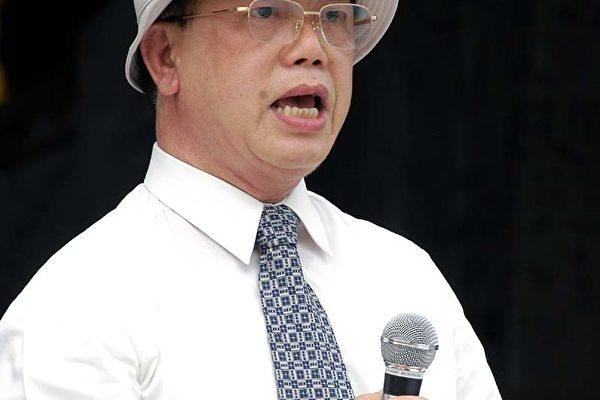 总统府人权委员会苏友辰律师(摄影╱记者连黎)