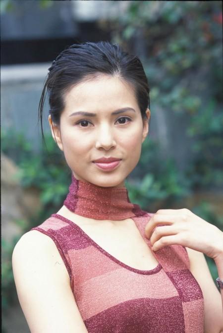 香港美女李若彤(大紀元)