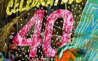 组图:第40届诺丁山狂欢节