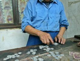 中国大陆一分钱硬币身价暴涨叫价1800元