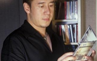 歌手楊坤與亞姐郭金 合作文藝片《十三月》