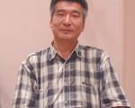 中国地下民运刊物《钟声》和《民主中国》创办人孙立勇(大纪元图片)