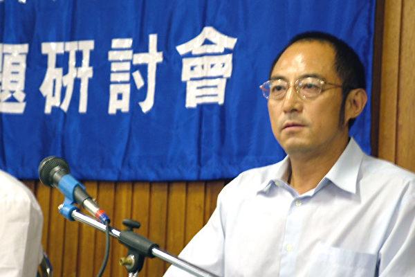 中国著名的自由主义法学家袁红冰教授