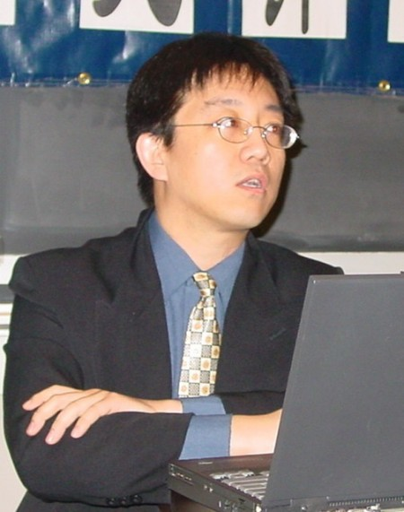 """加东大纪元总编方涵指""""退党""""浪潮是中国人人性的伟大复苏。(大纪元)"""