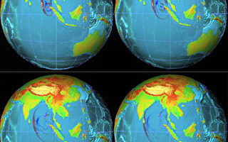 科学分析印尼大地震=百万颗原子弹