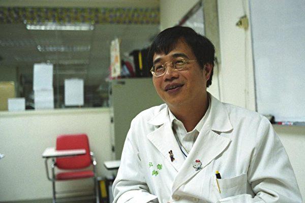 周弘傑醫師在接觸病人之後,確認自己是屬於病人的!(大紀元)
