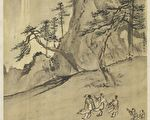 史上指画第一人梦中学技  妙画如何显神迹?