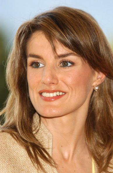 西班牙萊蒂齊亞王妃。(Getty Images,攝於2005年5月27日)