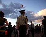 6月1日的北京天安门广场。(Getty Images)