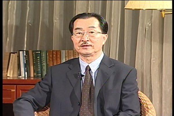 杨硕英教授(新唐人电视台)