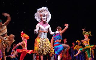 組圖:舞臺劇《獅子王》墨爾本上演