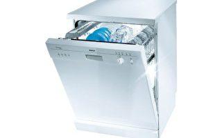 章笑拳:在加拿大用洗碗机
