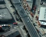 《地球大反撲》節目將介紹一系列重大天災,圖為舊金山大地震。(國家地理頻道提供)