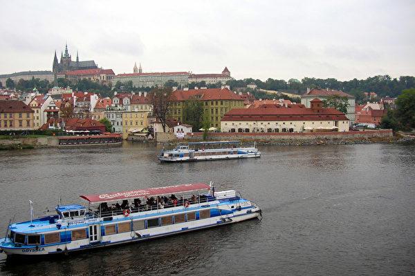 今日布拉格一景(大纪元图片)