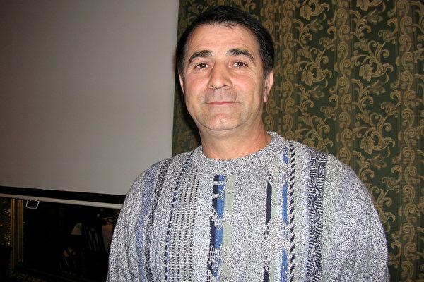 罗马尼亚共和党副主席格利果瑞.福库勒斯库先生