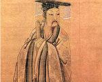 夏禹王像(香港大纪元)