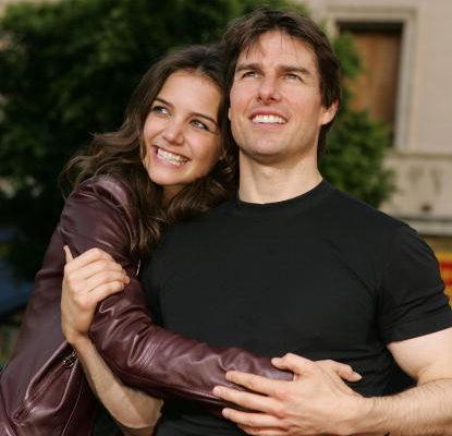 汤姆和凯蒂高居第二名(图∕Getty Images)