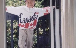 【可爱的宝宝系列】之一: 只想当加拿大人的Anson