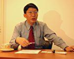 香港大學微生物學系副教授管軼(大紀元資料圖片)