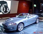 Jaguar Gorgeous Convertible (大纪元)