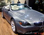 BMW 650i Convertible (大纪元)