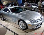 Mercedes-Benz SLR 3(大纪元)