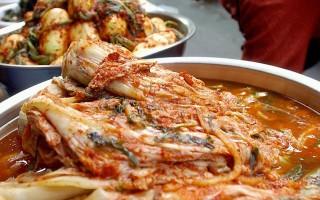 韓國進口的中國產泡菜被檢出含致癌物