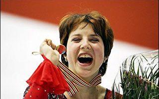 組圖:歐錦賽七度封后 史露茲卡雅滑冰史上第一人