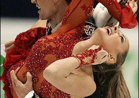 歐錦賽雙人冰舞 俄羅斯三連霸