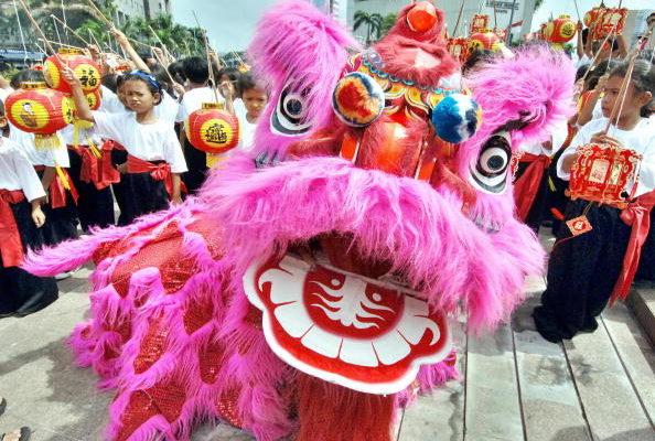 全球華人喜迎農曆年(圖∕Getty Images)