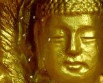 去年二月,韩国全罗南道顺天市海龙面的须弥山禅院的道月和尚,在打扫20cm高的观音菩萨像时,发现菩萨像面部开了10朵优昙婆罗花。大纪元资料图片。