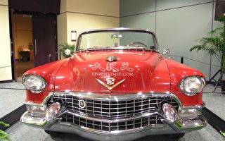 組圖:06年加拿大國際車展之古典沙龍