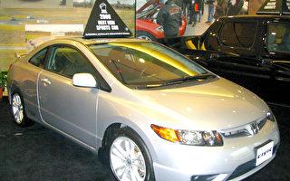 加拿大2006年度汽車獎頒布