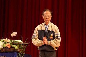 2005年12月24日,張孟業出席台灣法輪大法修煉心得交流會,並描述受迫害經歷(大紀元)